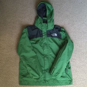 The North Face Boys' HyVent Shell Jacket